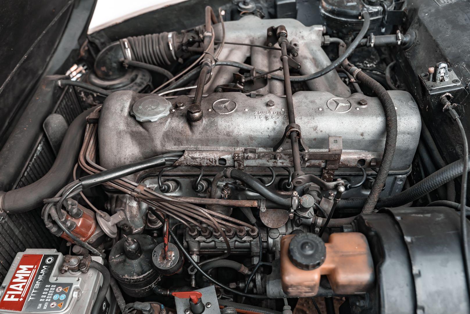 1965 Mercedes-Benz SL230 Pagoda 78556