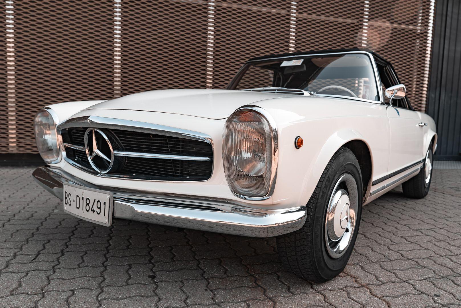 1965 Mercedes-Benz SL230 Pagoda 78517
