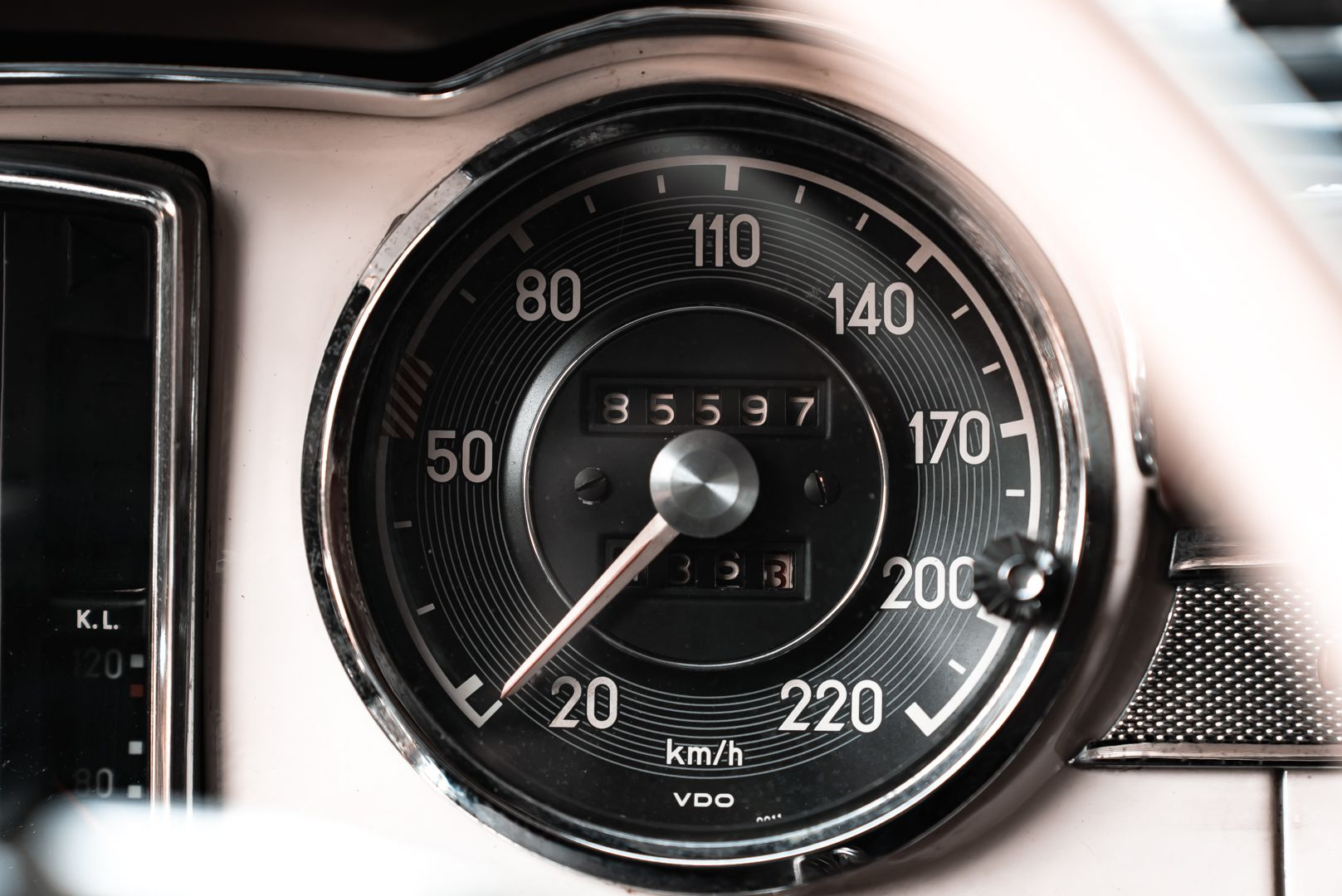 1965 Mercedes-Benz SL230 Pagoda 78552