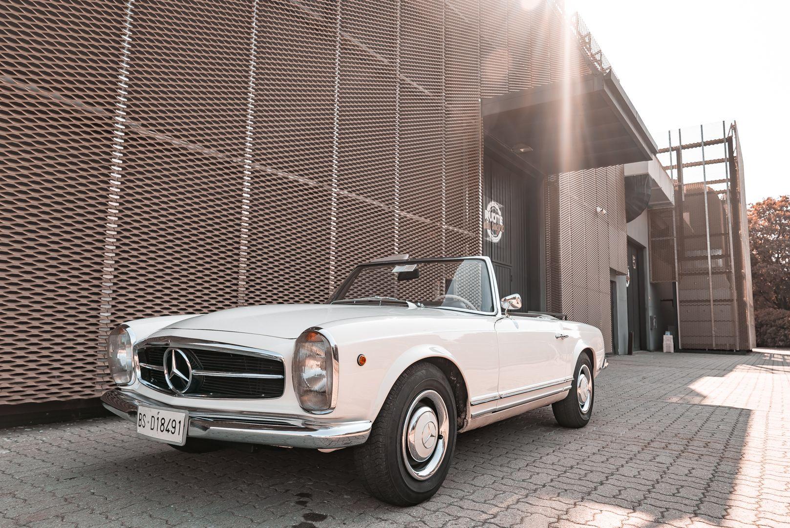 1965 Mercedes-Benz SL230 Pagoda 78522