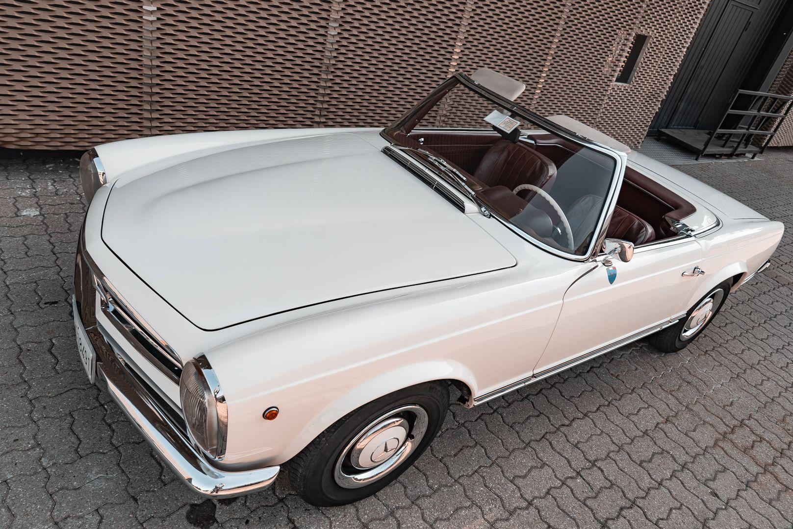 1965 Mercedes-Benz SL230 Pagoda 78521