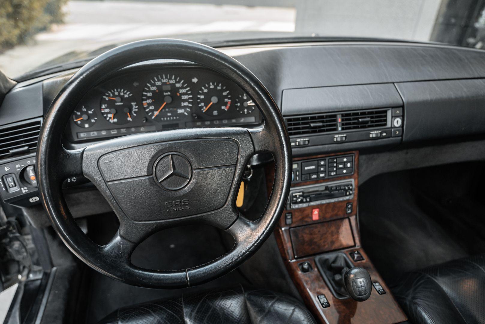 1992 Mercedes Benz 300 SL 24 V 80628