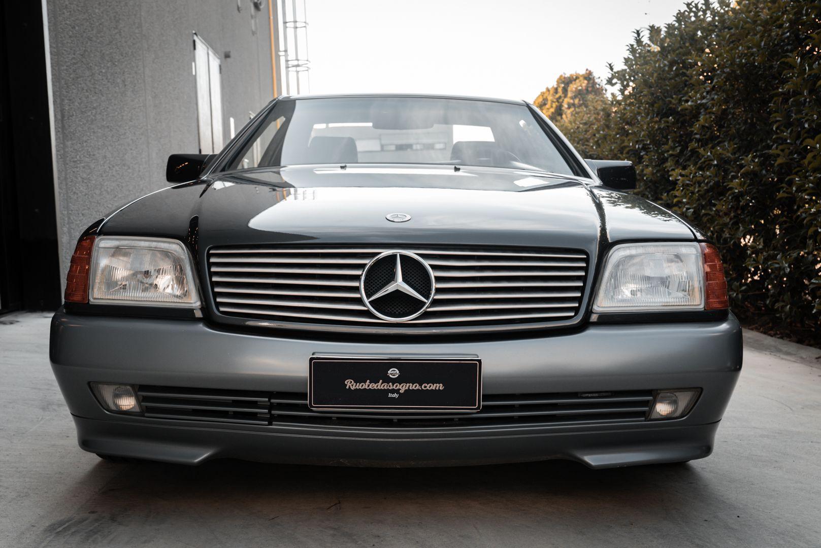 1992 Mercedes Benz 300 SL 24 V 80609