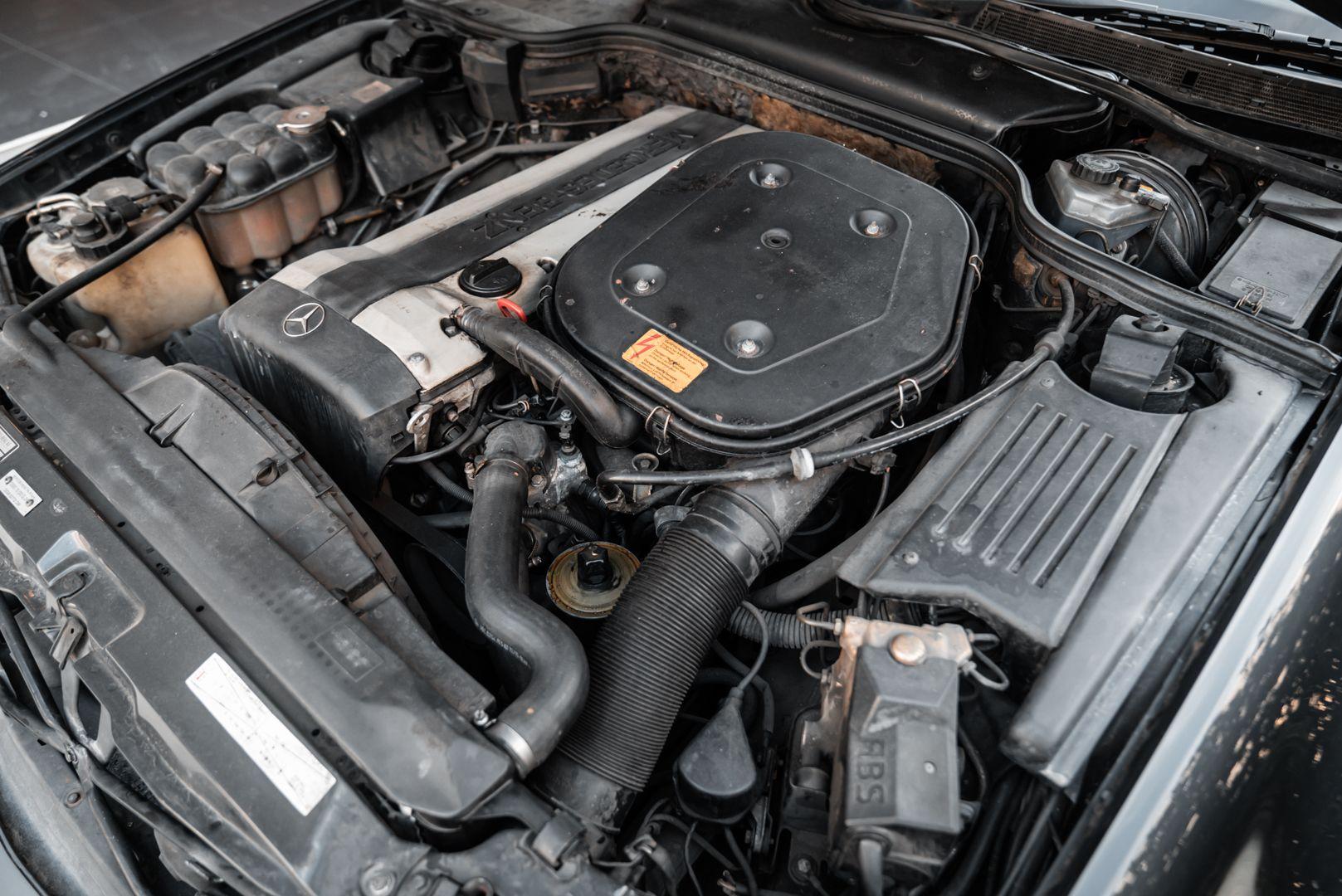 1992 Mercedes Benz 300 SL 24 V 80644