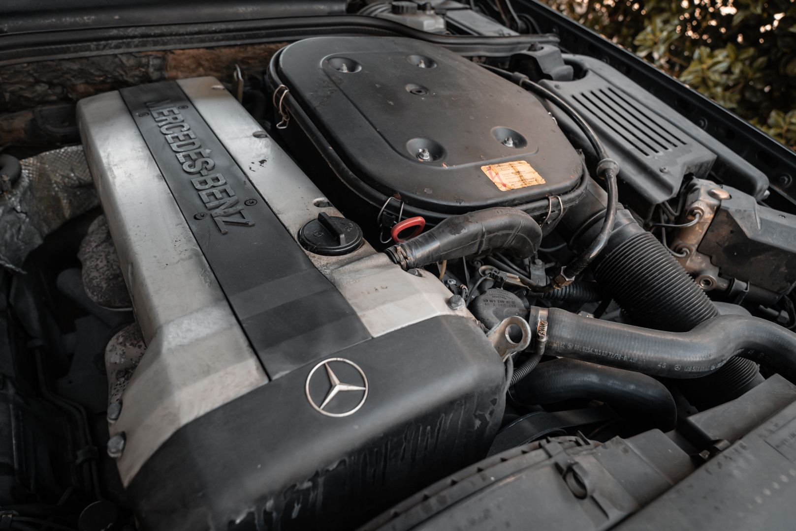 1992 Mercedes Benz 300 SL 24 V 80647