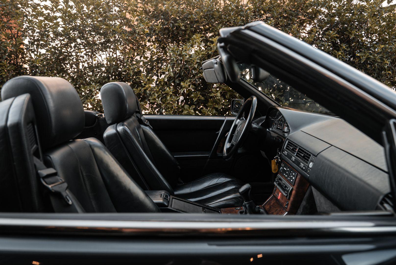 1992 Mercedes Benz 300 SL 24 V 80640