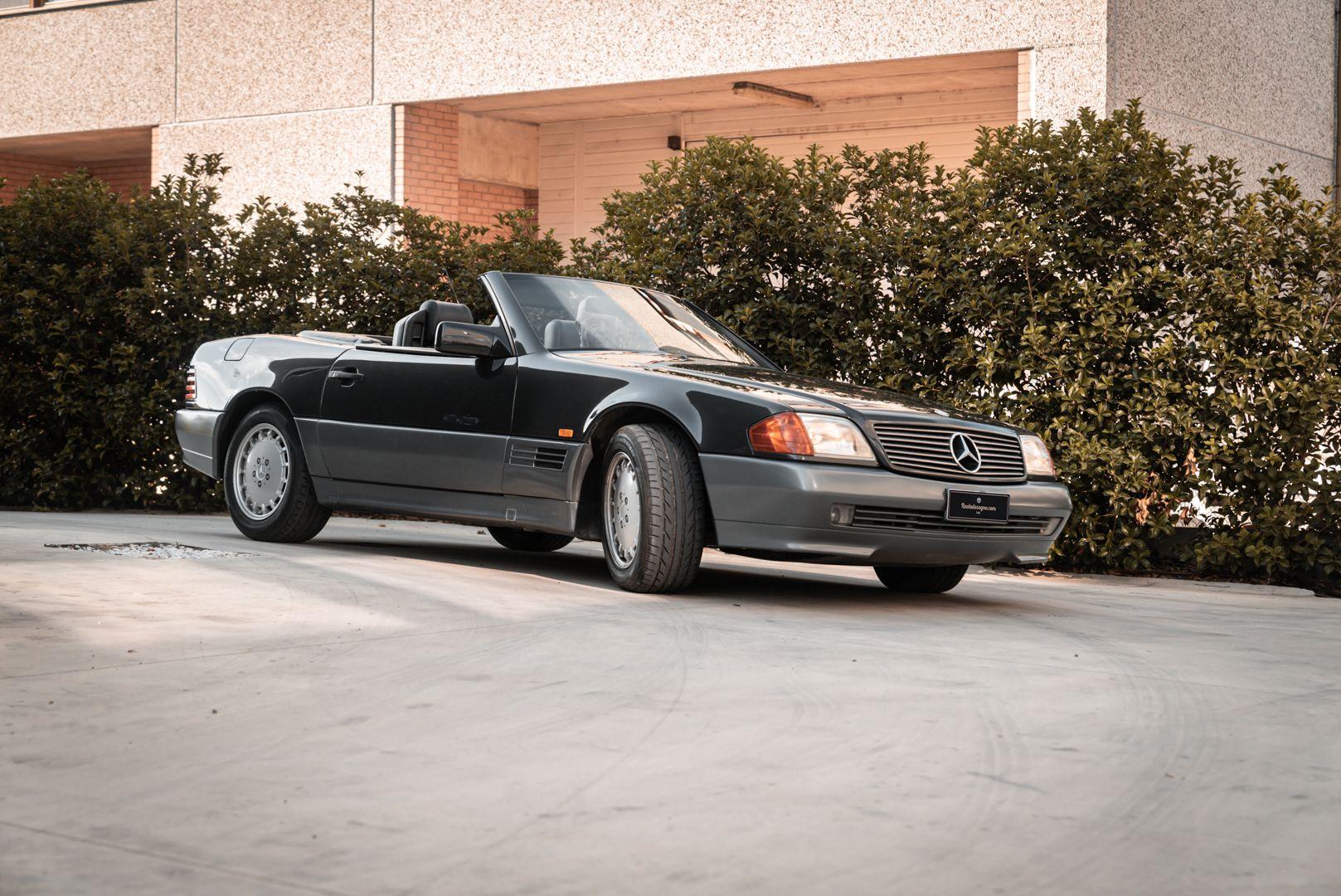 1992 Mercedes Benz 300 SL 24 V 80604