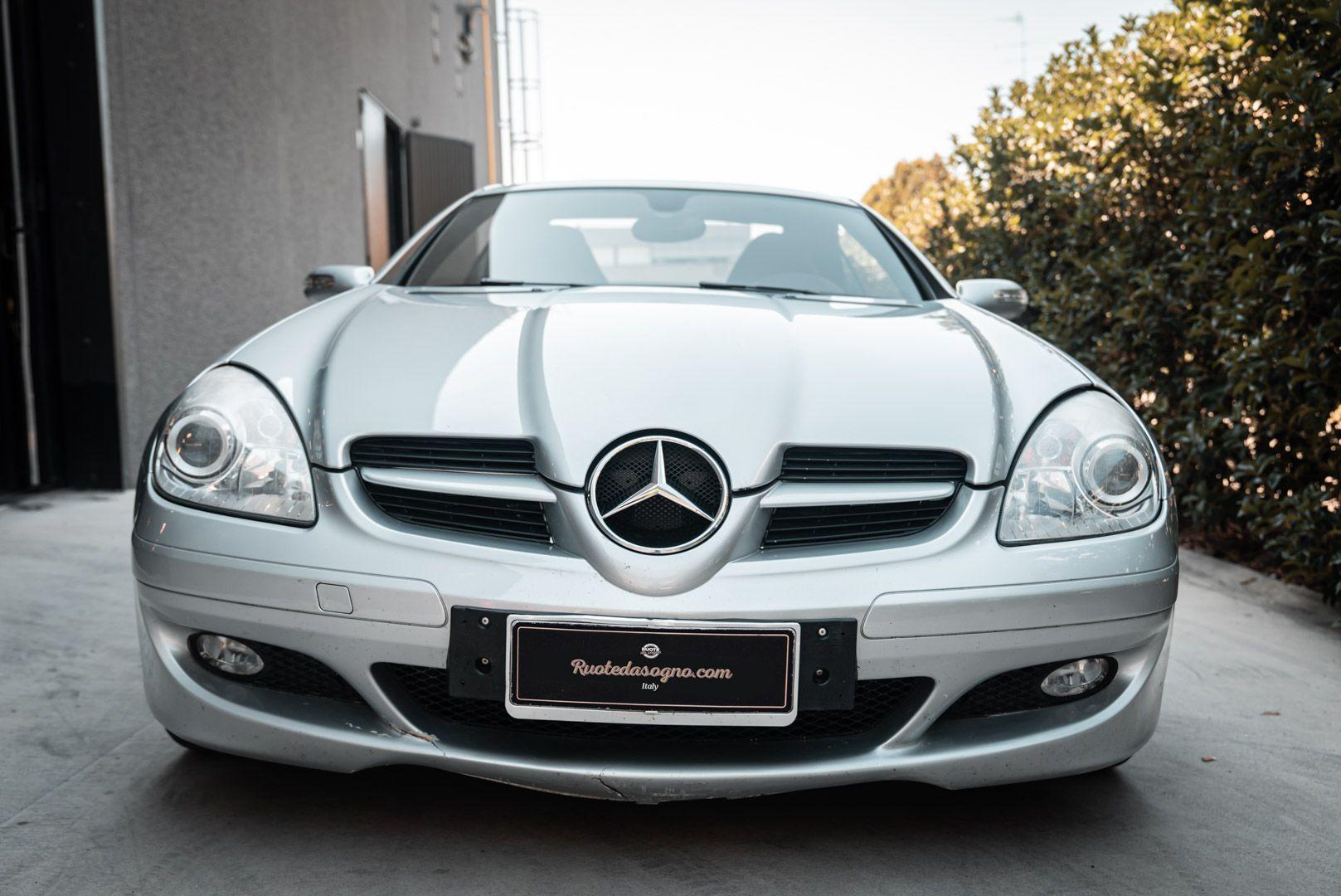 2004 Mercedes Benz SLK 200 Kompressor 80652