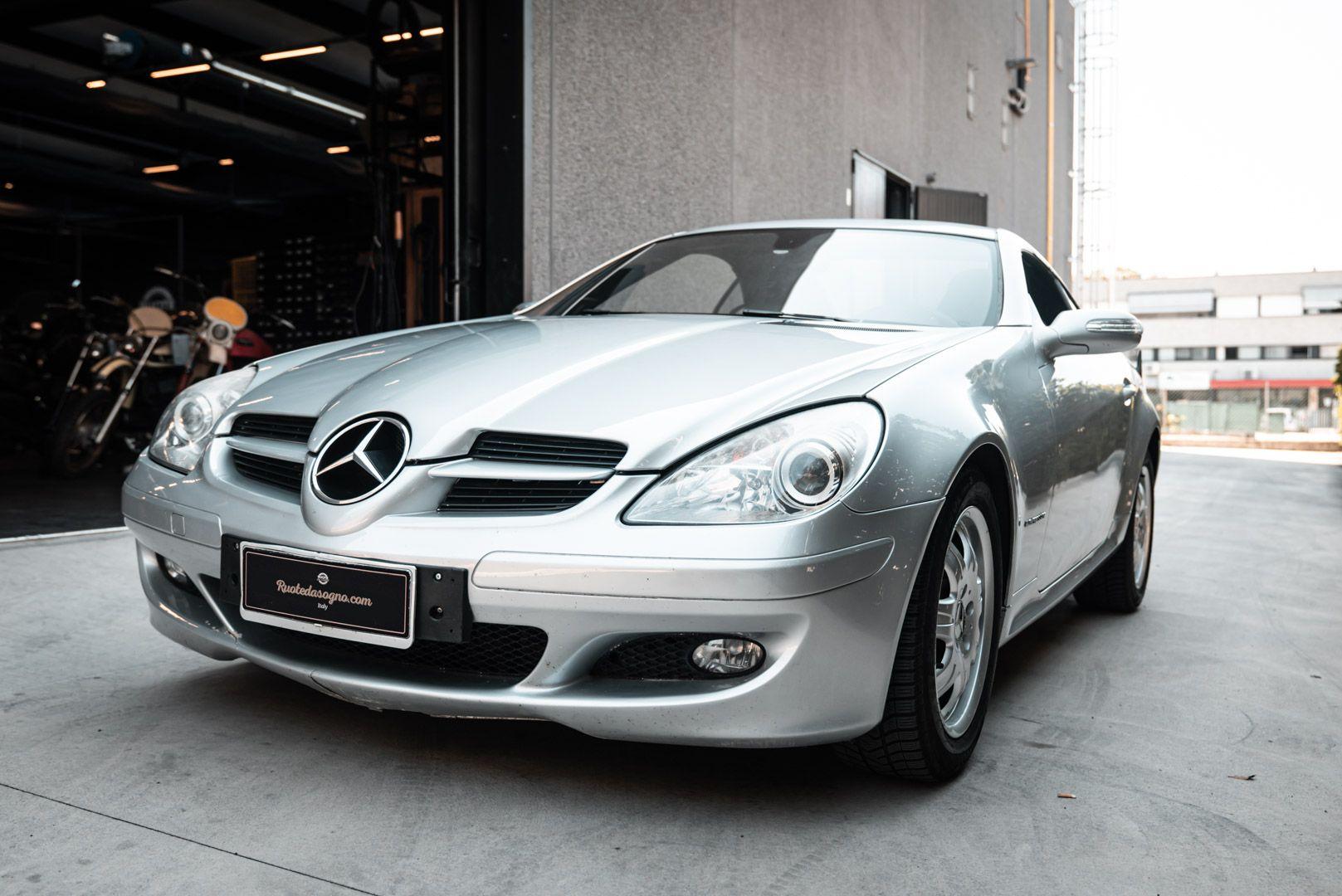 2004 Mercedes Benz SLK 200 Kompressor 80650