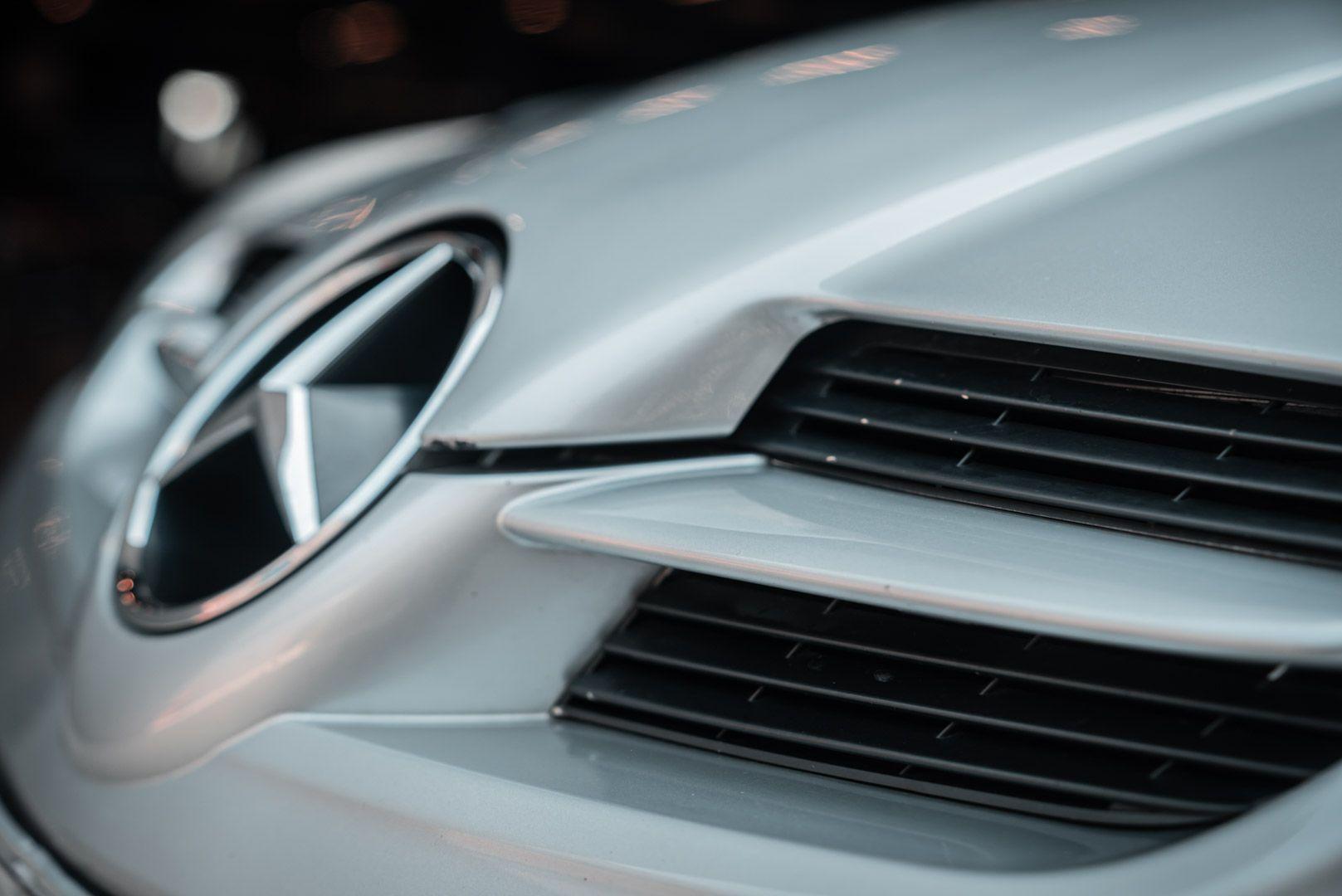2004 Mercedes Benz SLK 200 Kompressor 80663