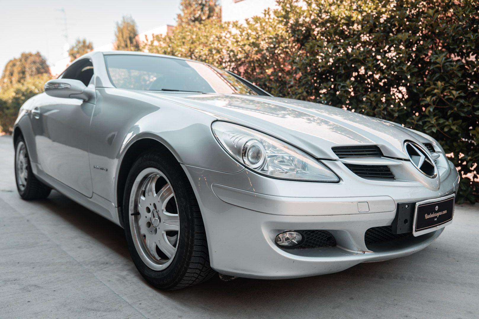 2004 Mercedes Benz SLK 200 Kompressor 80651