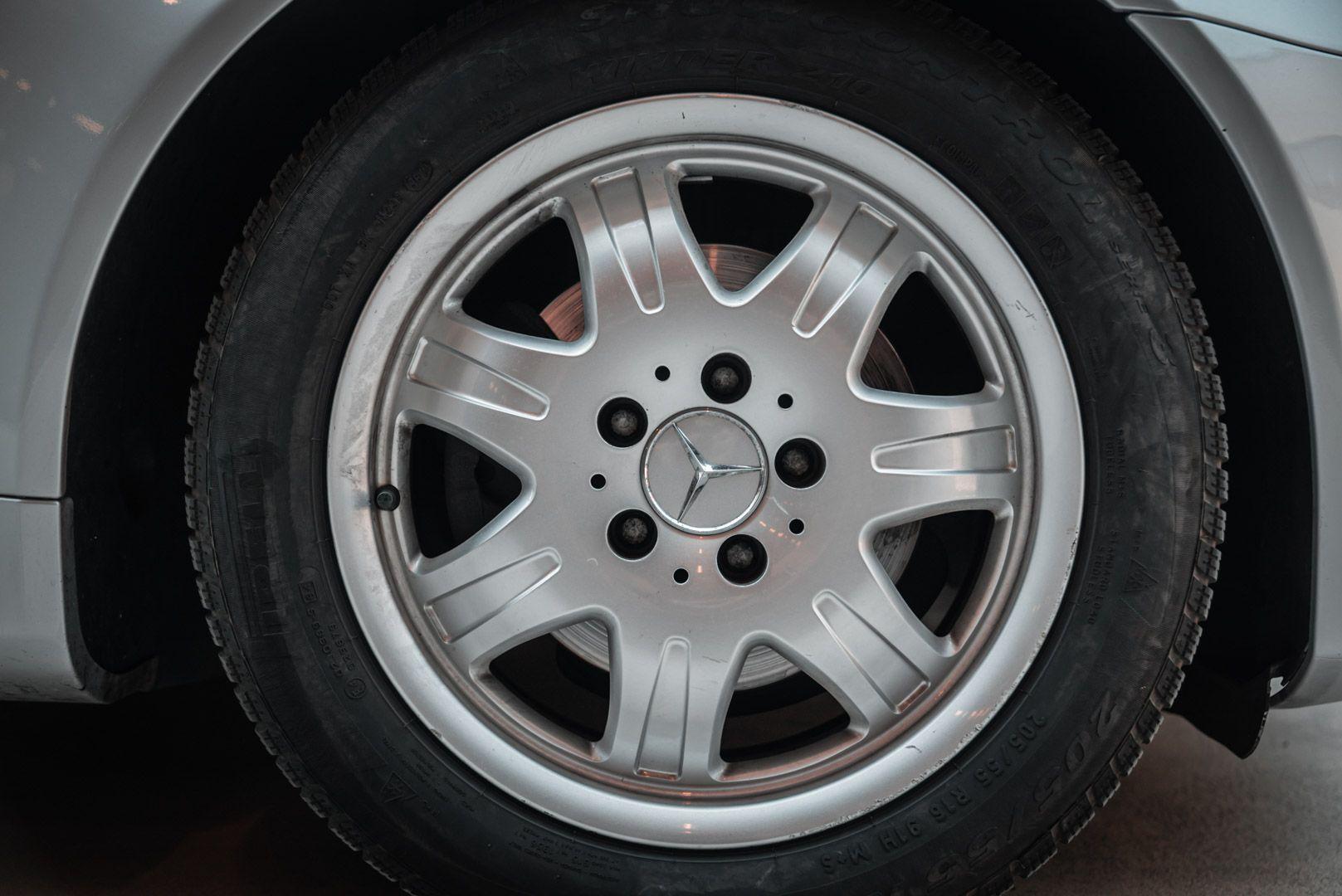 2004 Mercedes Benz SLK 200 Kompressor 80664
