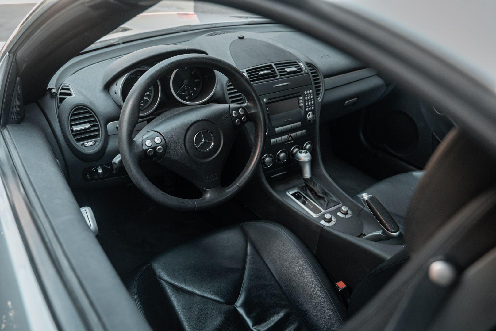2004 Mercedes Benz SLK 200 Kompressor 80686