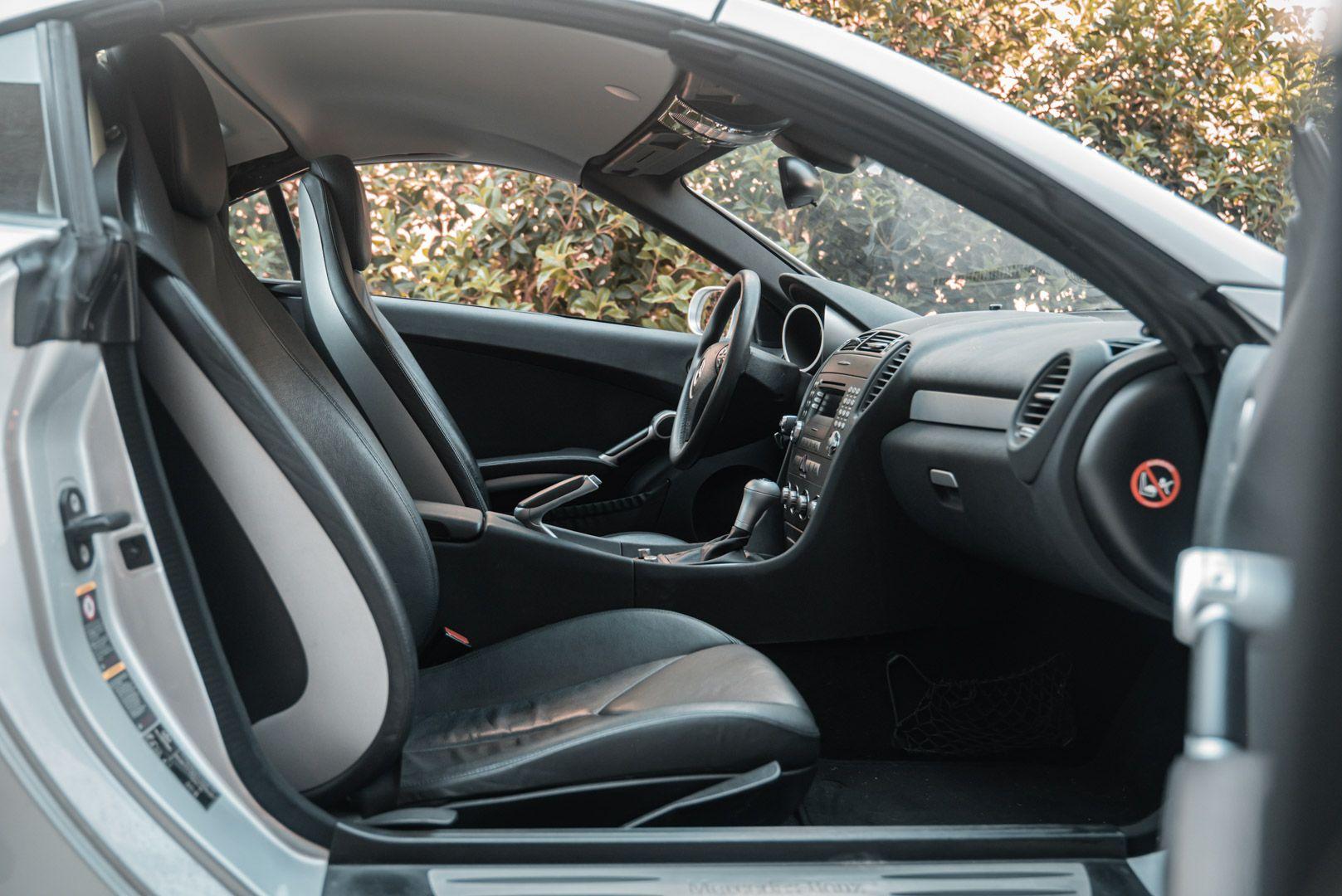 2004 Mercedes Benz SLK 200 Kompressor 80683