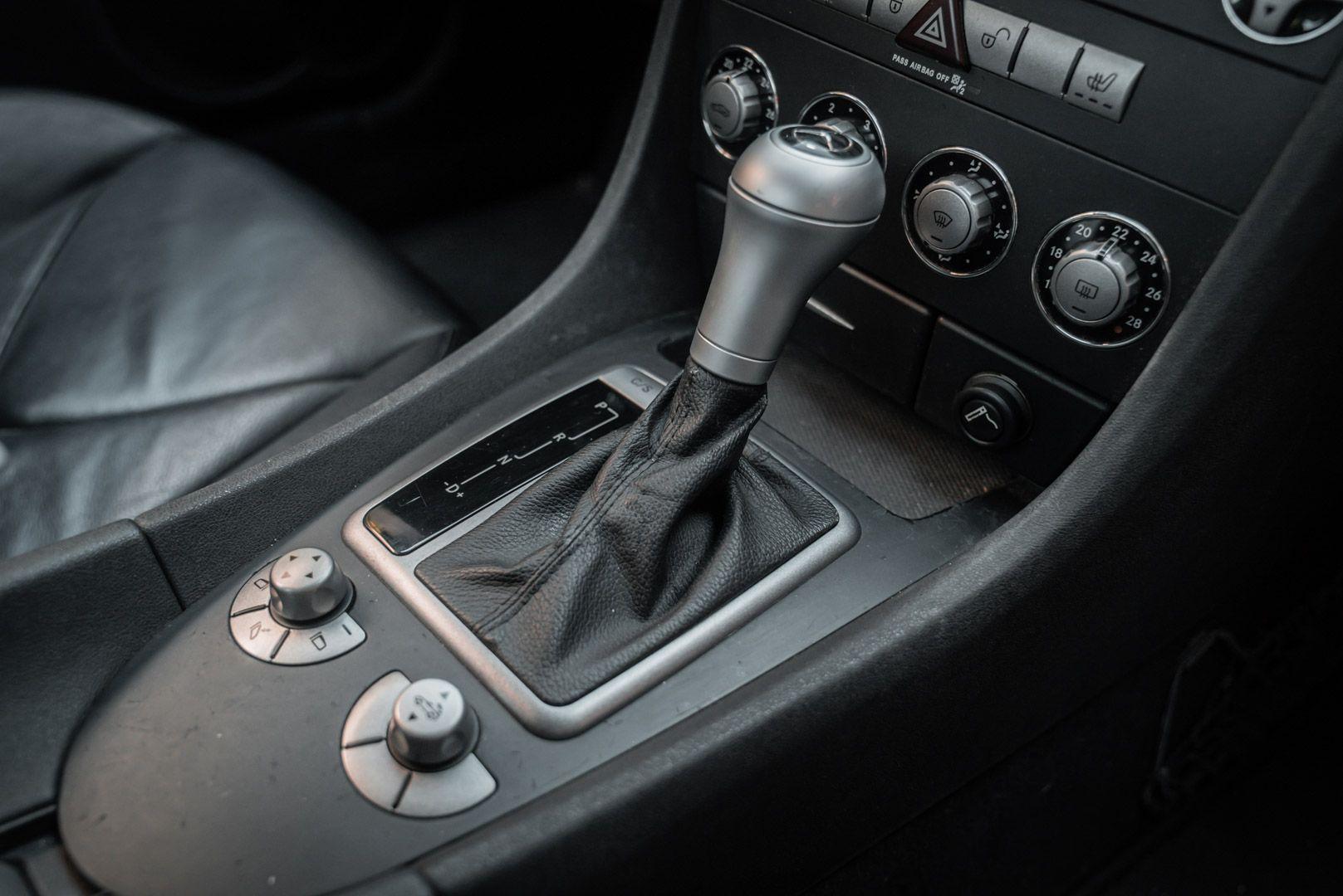 2004 Mercedes Benz SLK 200 Kompressor 80671