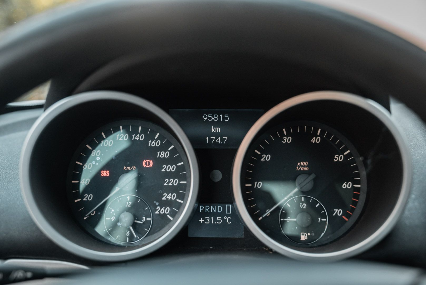 2004 Mercedes Benz SLK 200 Kompressor 80687