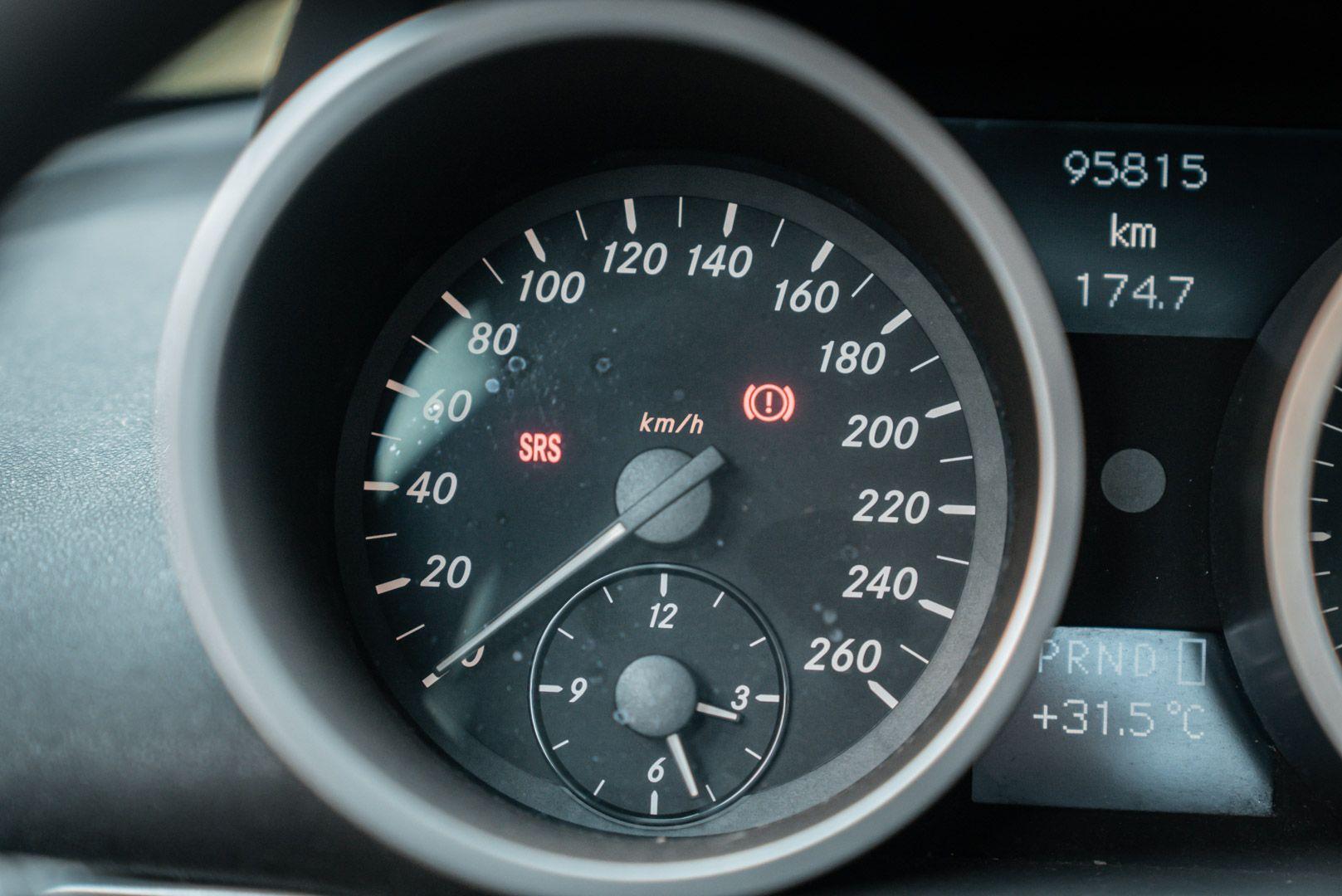 2004 Mercedes Benz SLK 200 Kompressor 80688