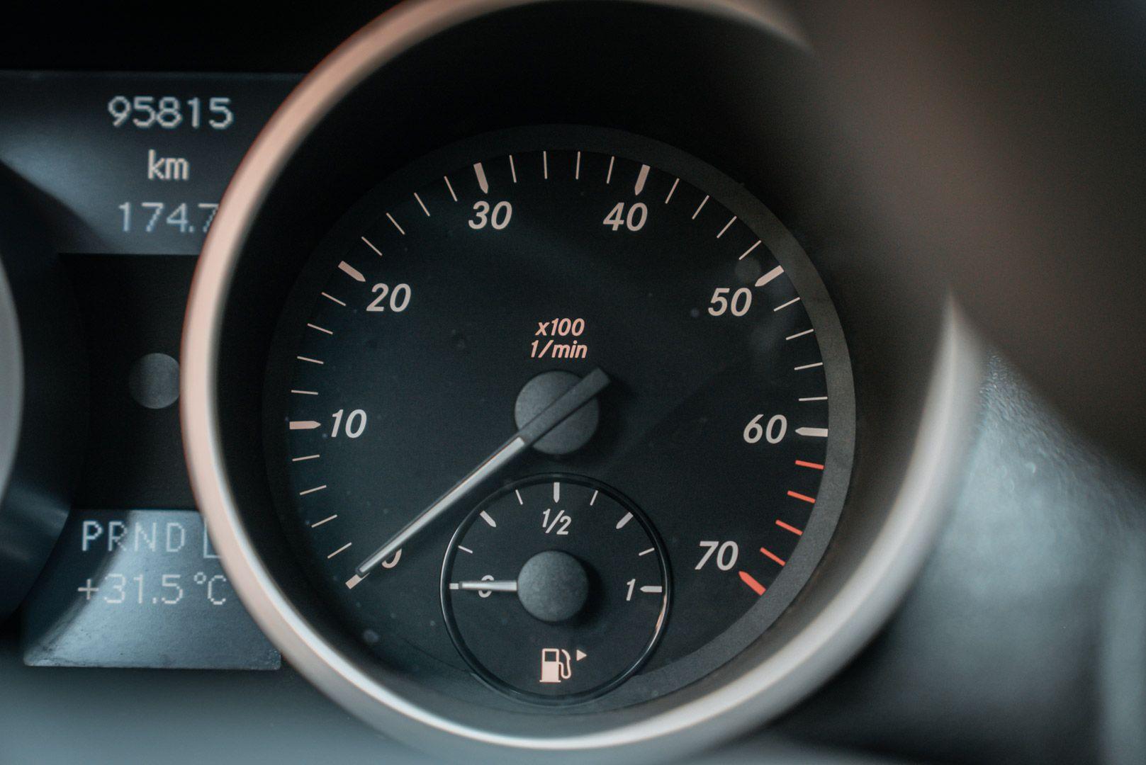 2004 Mercedes Benz SLK 200 Kompressor 80689
