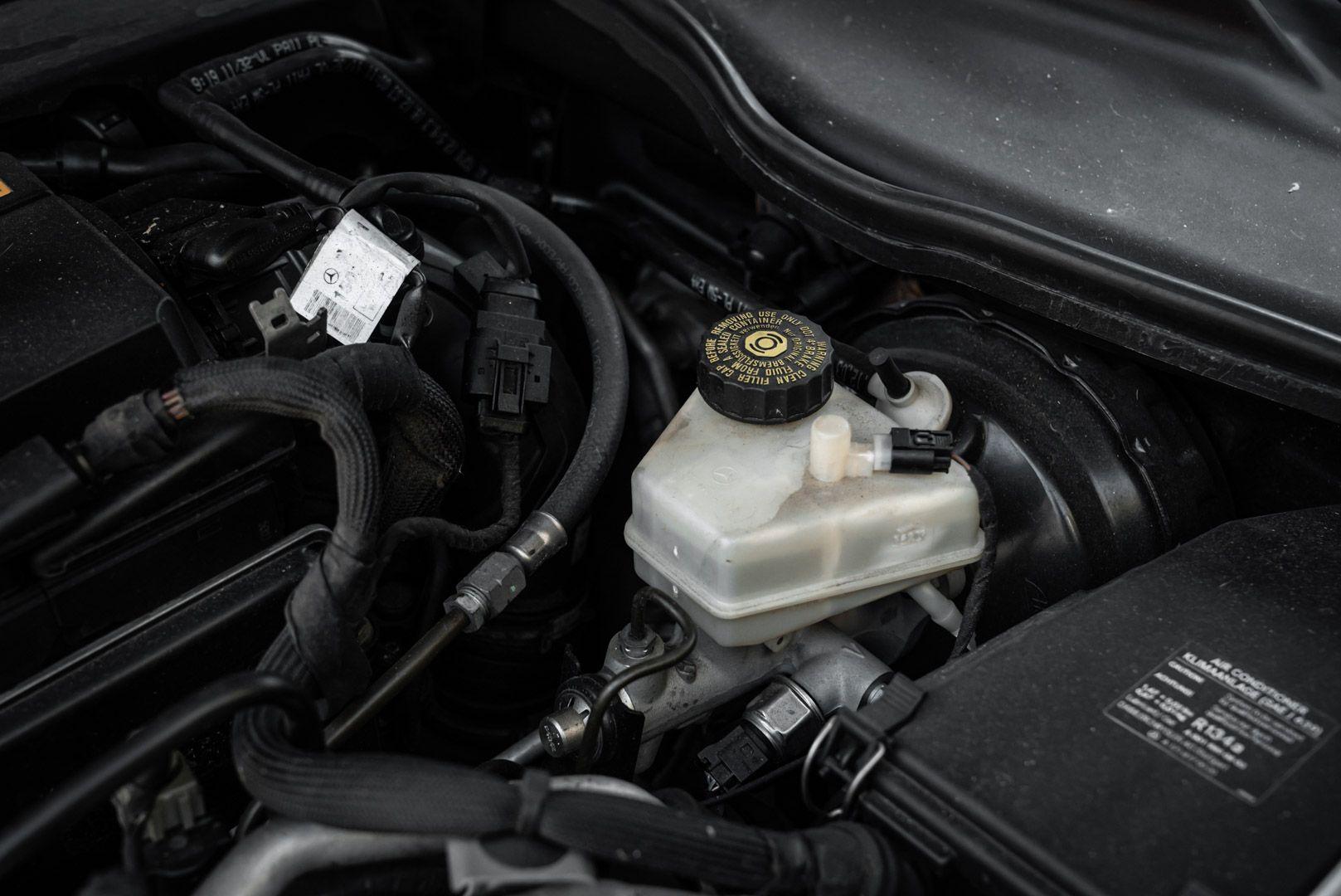 2004 Mercedes Benz SLK 200 Kompressor 80703
