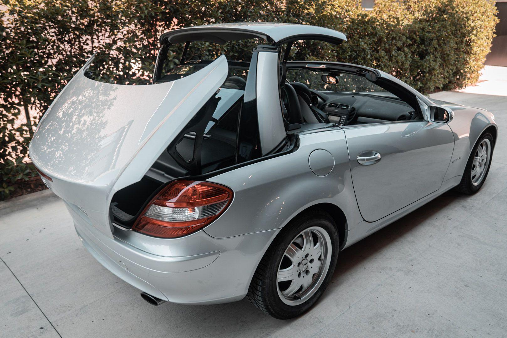 2004 Mercedes Benz SLK 200 Kompressor 80658
