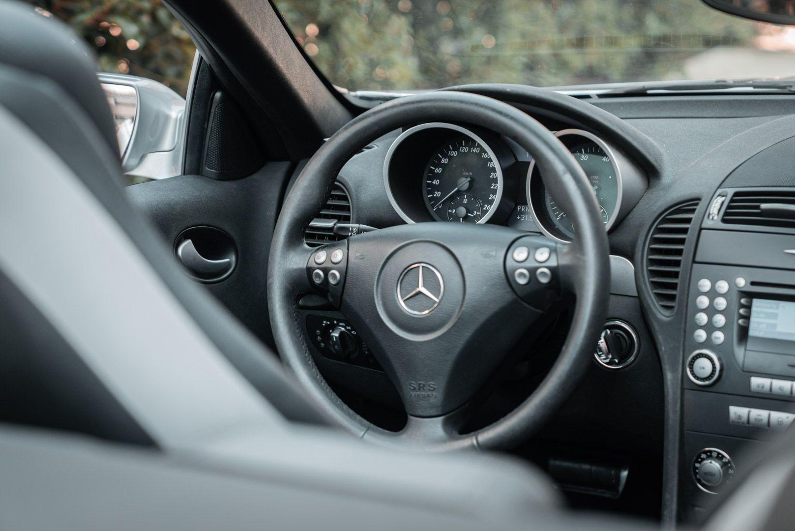 2004 Mercedes Benz SLK 200 Kompressor 80692