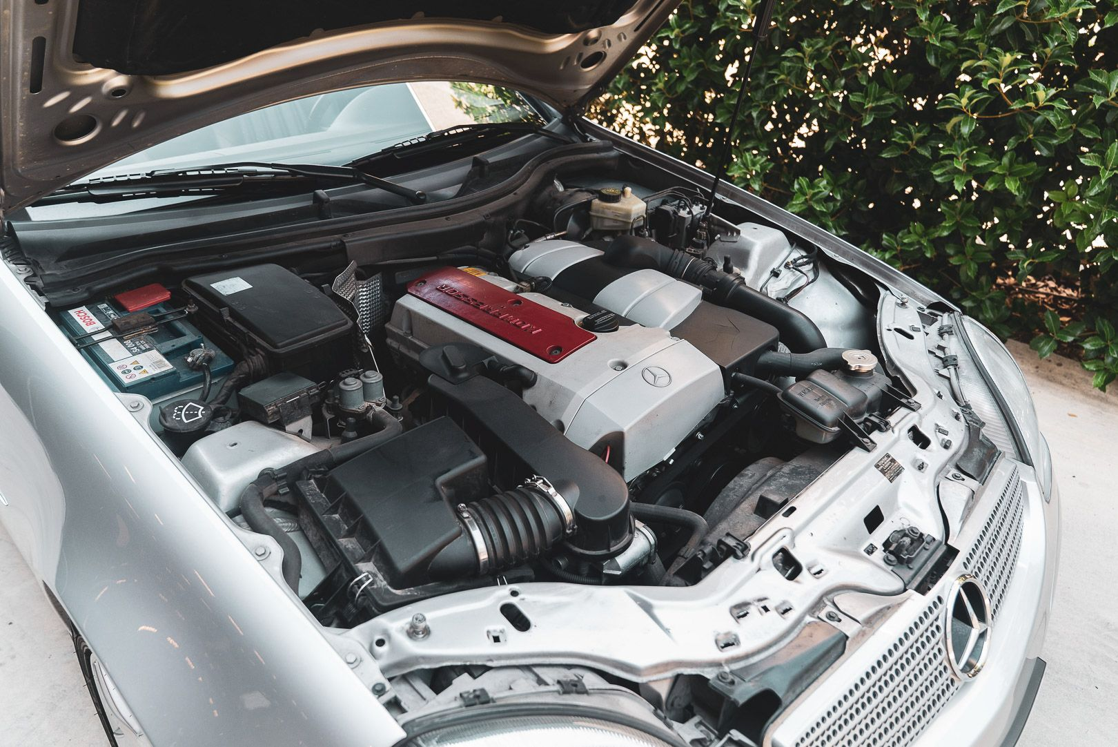2004 Mercedes Benz 200 SLK Kompressor Special Edition 80783