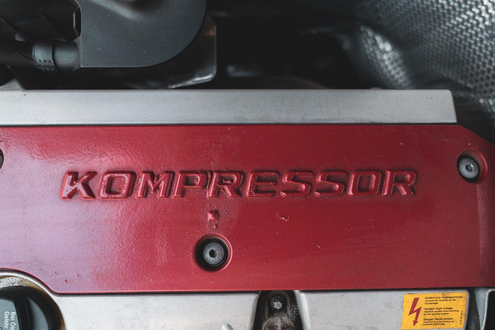 2004 Mercedes Benz 200 SLK Kompressor Special Edition 80784