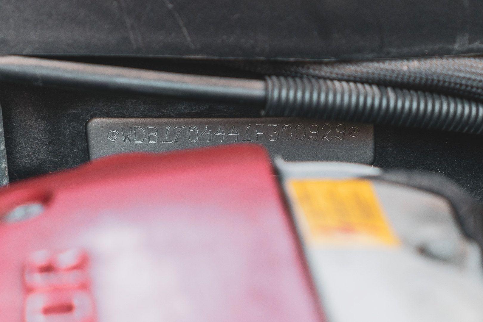 2004 Mercedes Benz 200 SLK Kompressor Special Edition 80785