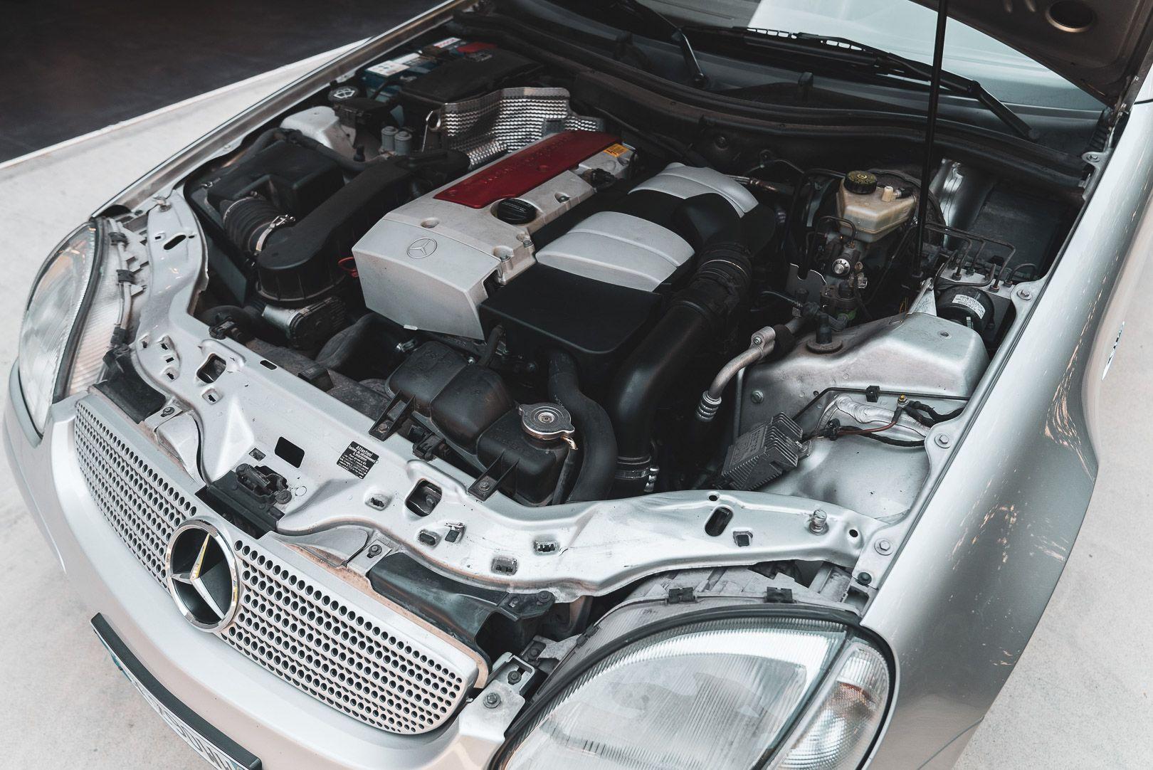 2004 Mercedes Benz 200 SLK Kompressor Special Edition 80787