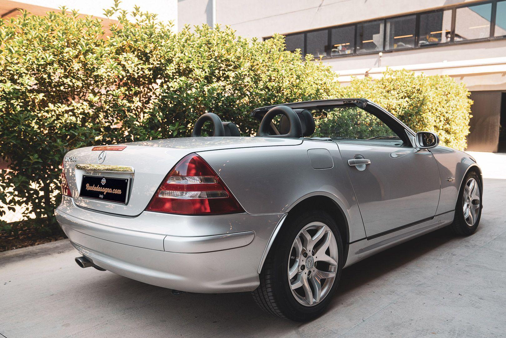 2004 Mercedes Benz 200 SLK Kompressor Special Edition 80711