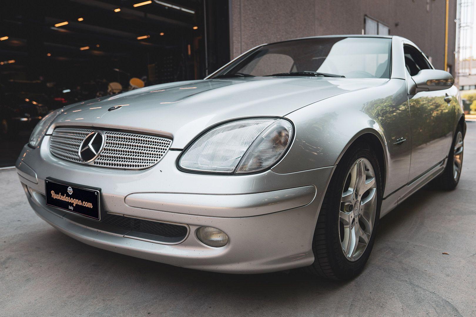 2004 Mercedes Benz 200 SLK Kompressor Special Edition 80719