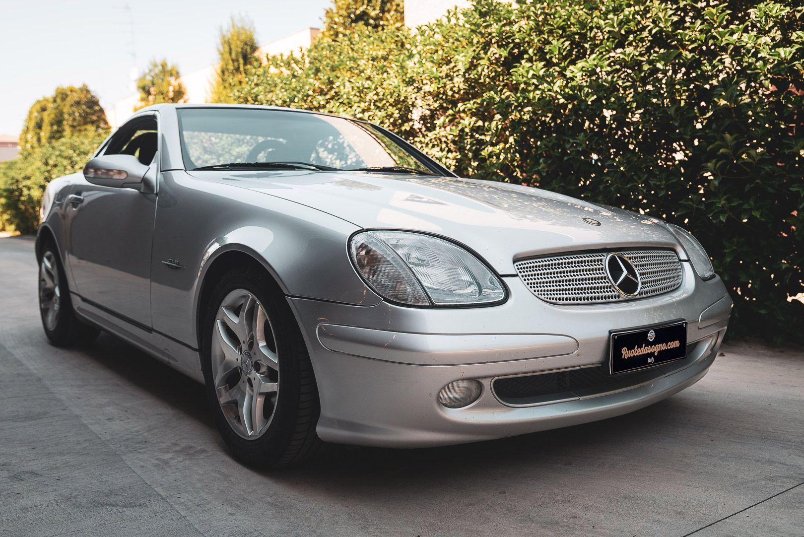 2004 Mercedes Benz 200 SLK Kompressor Special Edition 80718