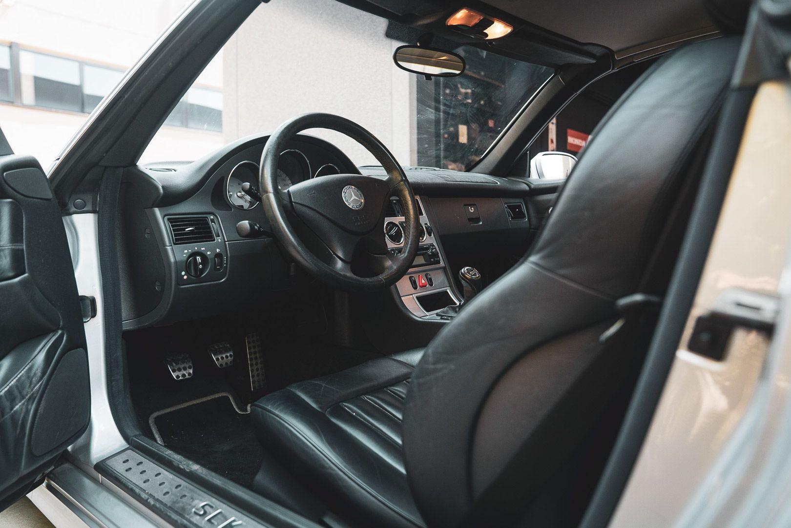 2004 Mercedes Benz 200 SLK Kompressor Special Edition 80759
