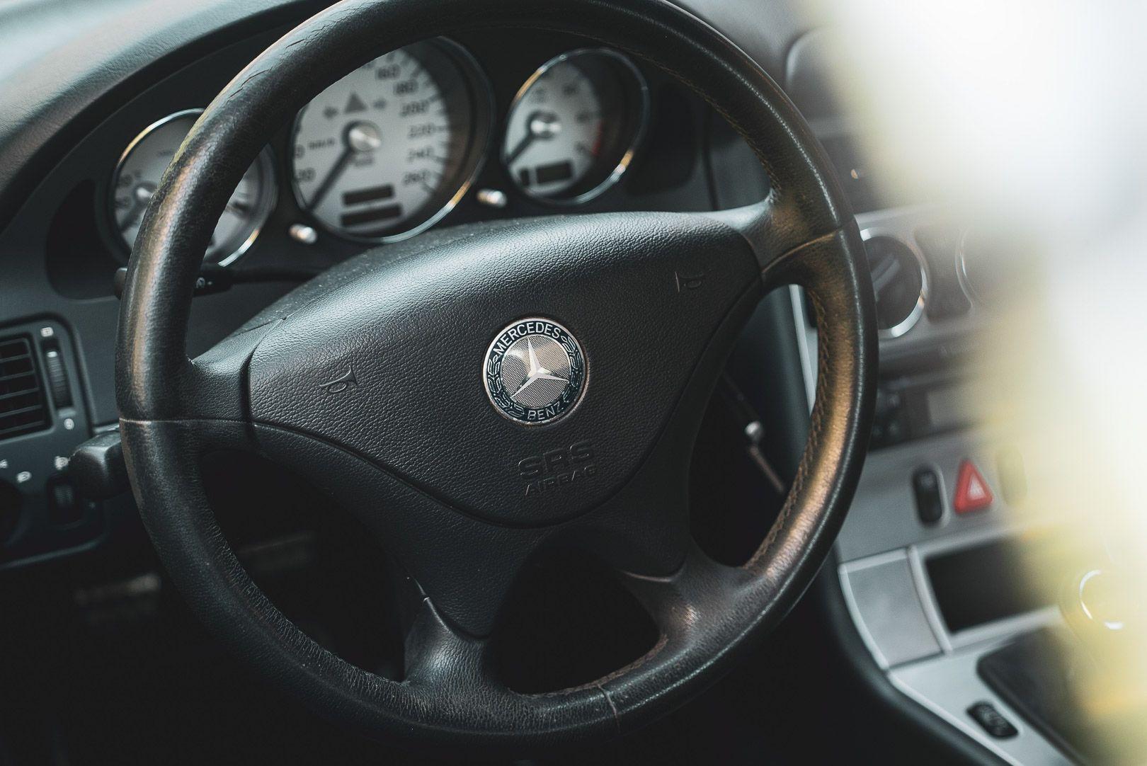 2004 Mercedes Benz 200 SLK Kompressor Special Edition 80765
