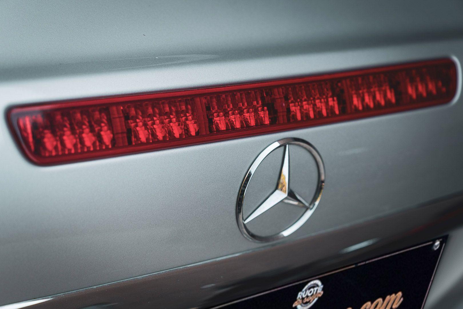2004 Mercedes Benz 200 SLK Kompressor Special Edition 80737