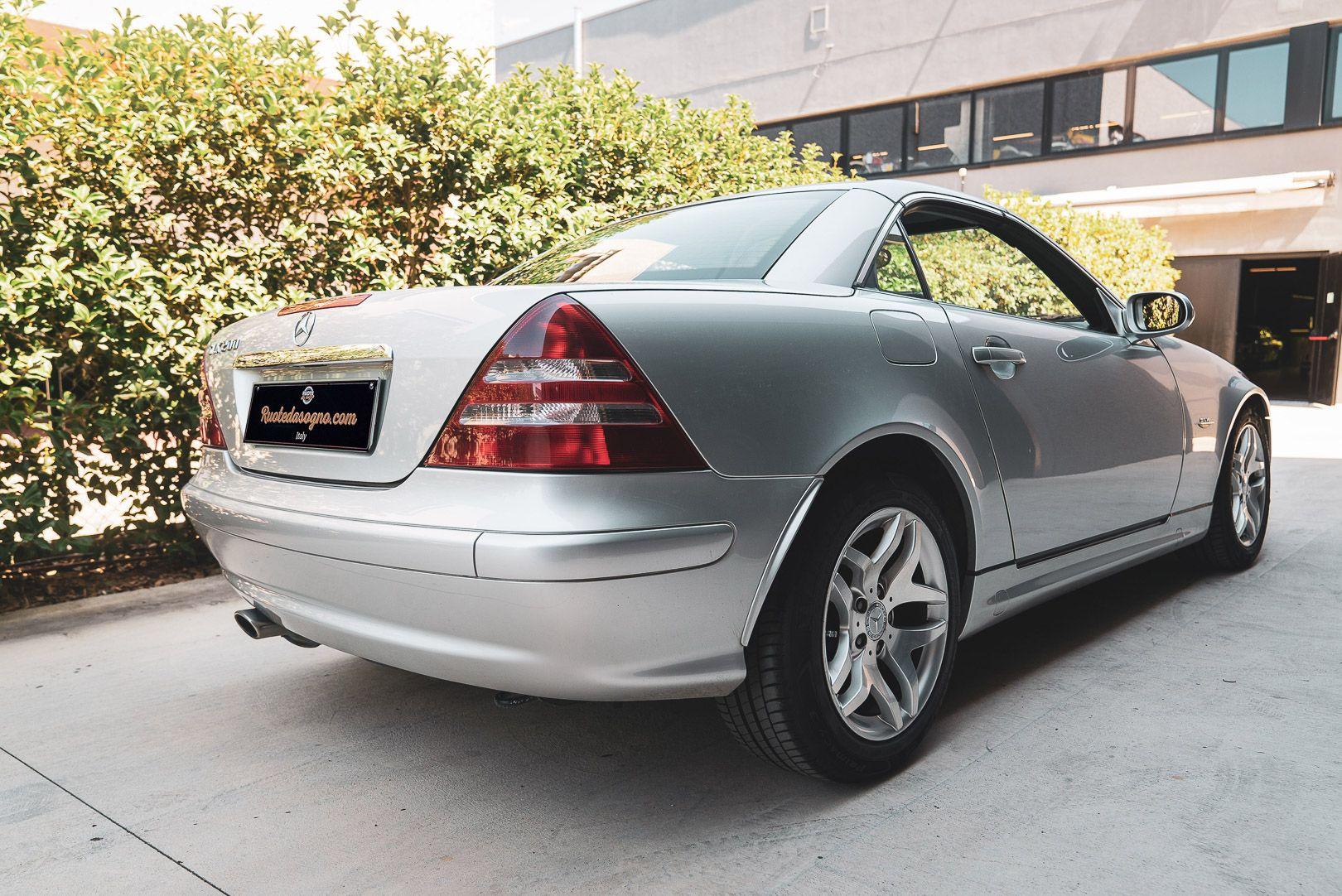 2004 Mercedes Benz 200 SLK Kompressor Special Edition 80723