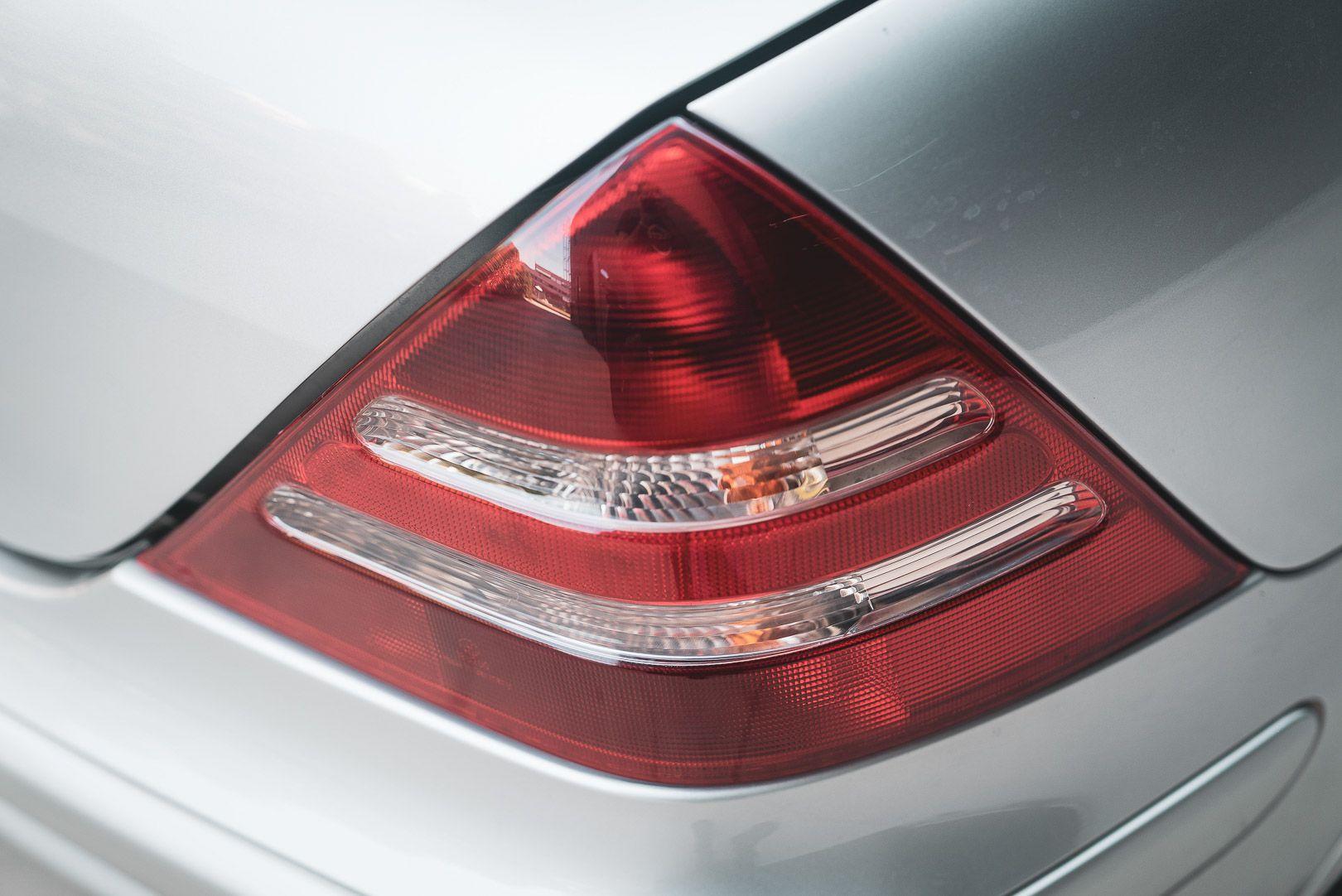 2004 Mercedes Benz 200 SLK Kompressor Special Edition 80739