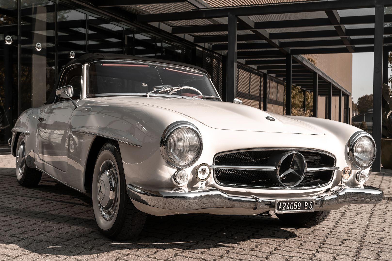 1959 Mercedes-Benz 190 SL 82287