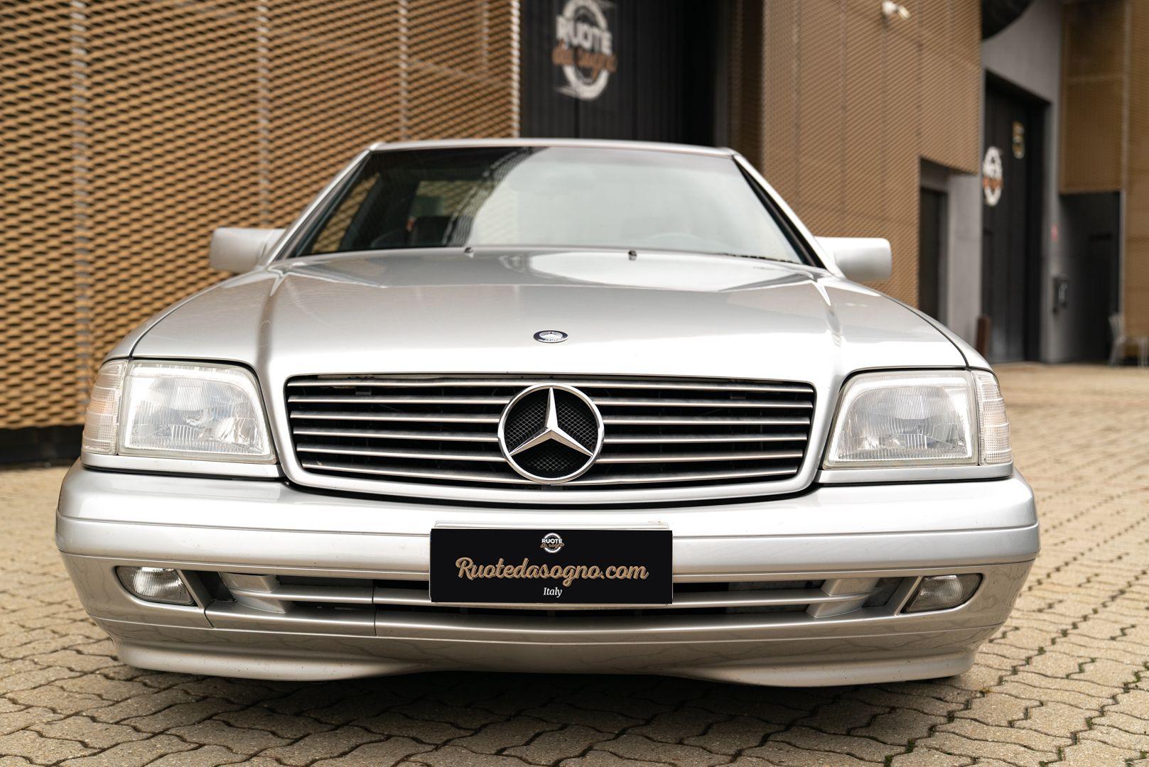 1996 Mercedes-Benz 320 SL 85086