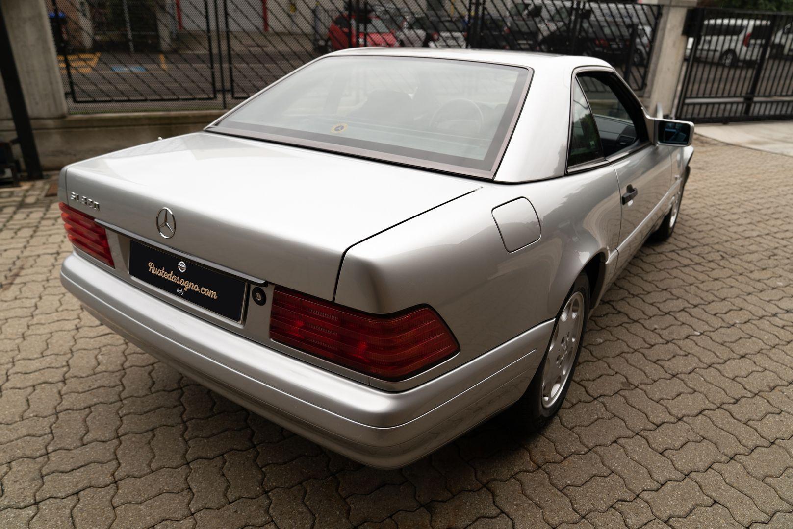 1996 Mercedes-Benz 320 SL 85087