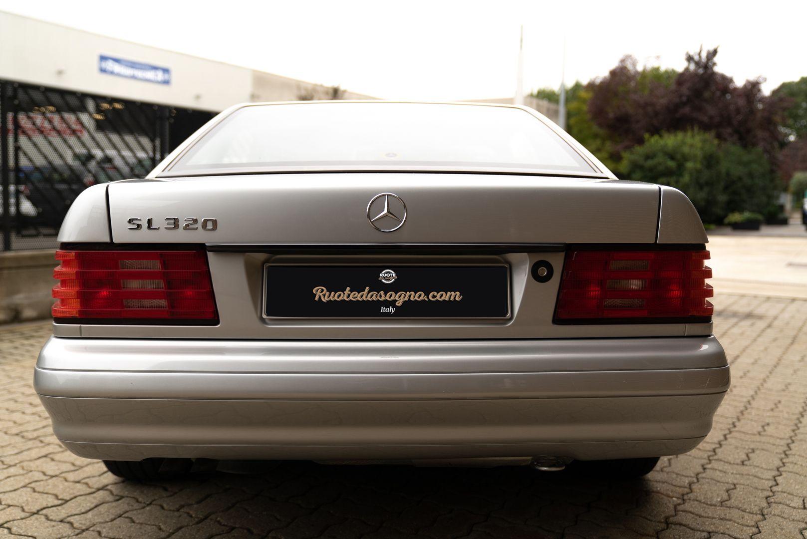 1996 Mercedes-Benz 320 SL 85088