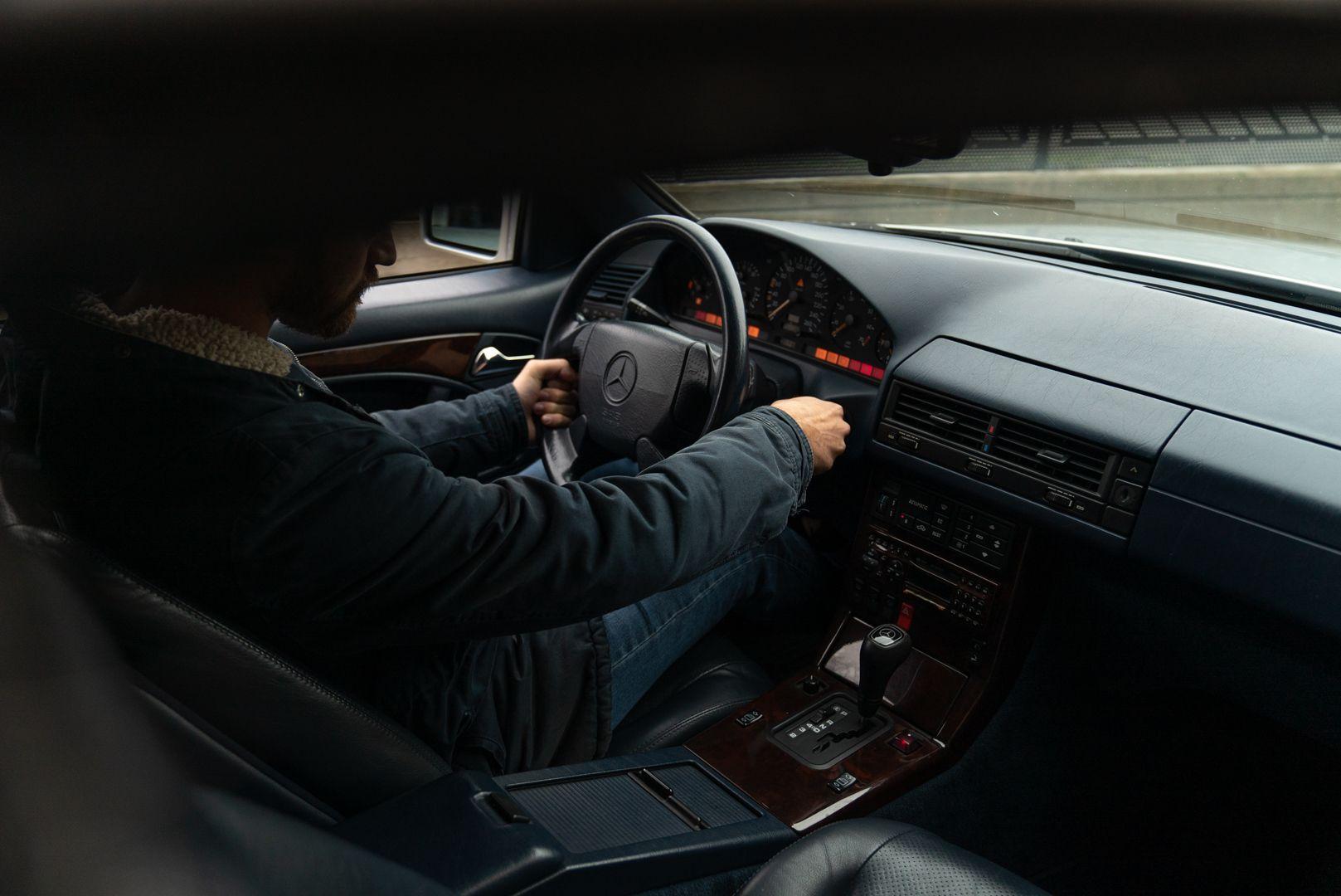 1996 Mercedes-Benz 320 SL 85098