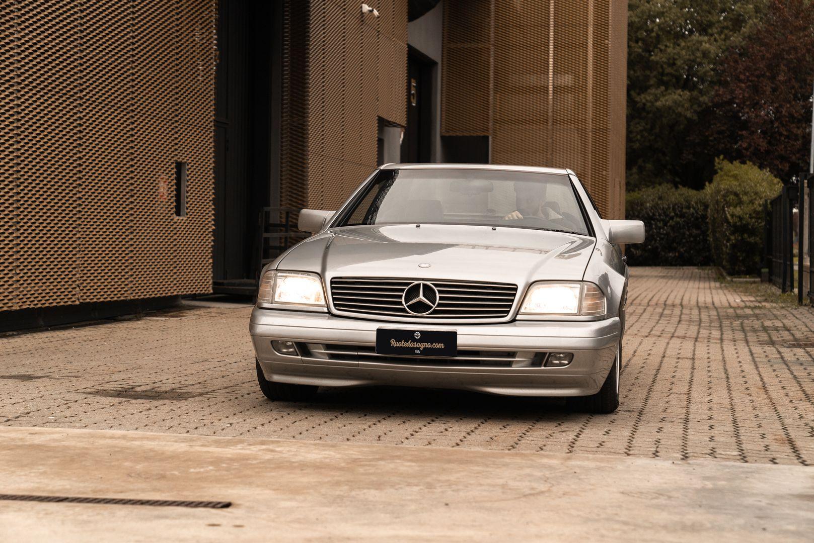 1996 Mercedes-Benz 320 SL 85080