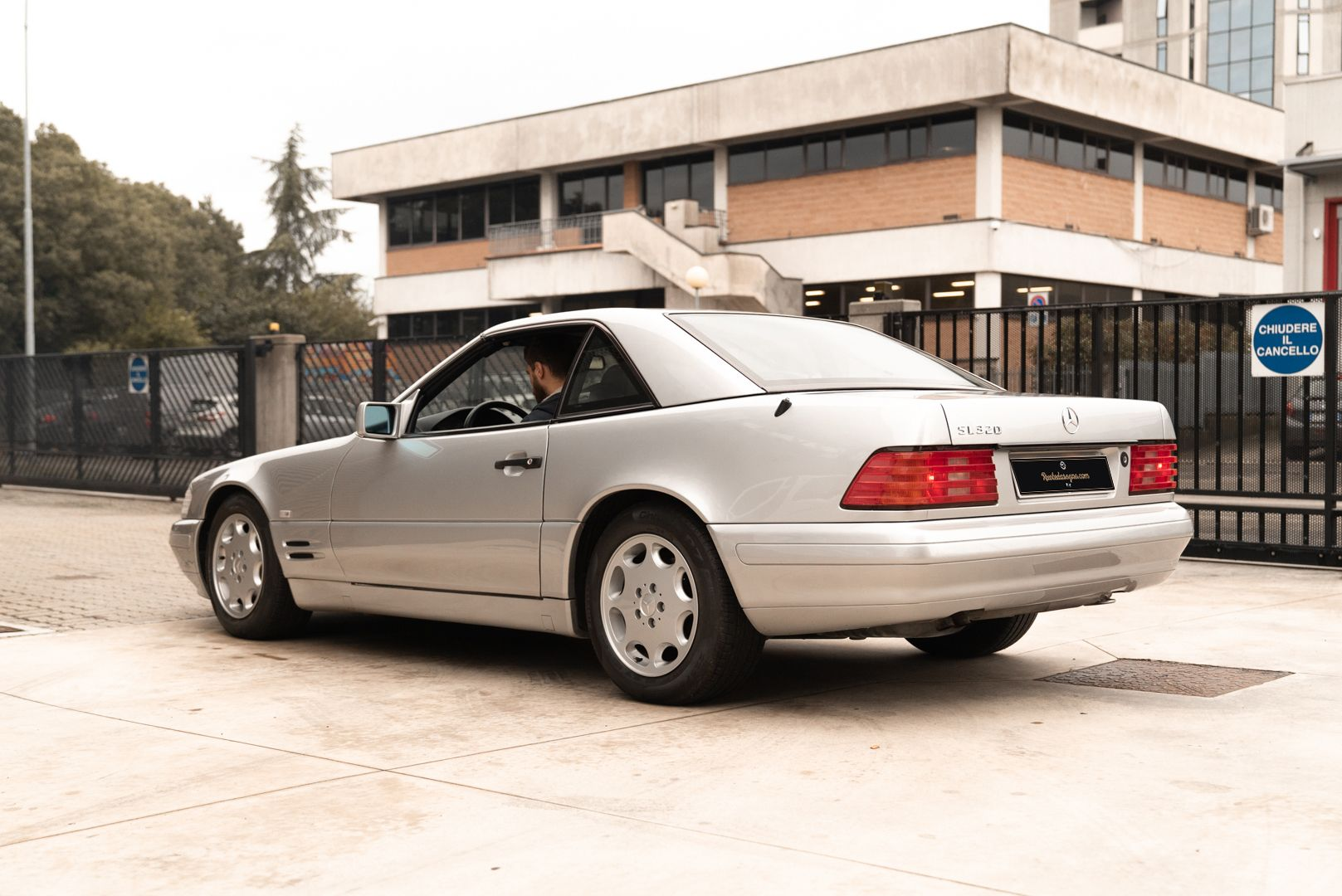 1996 Mercedes-Benz 320 SL 85090