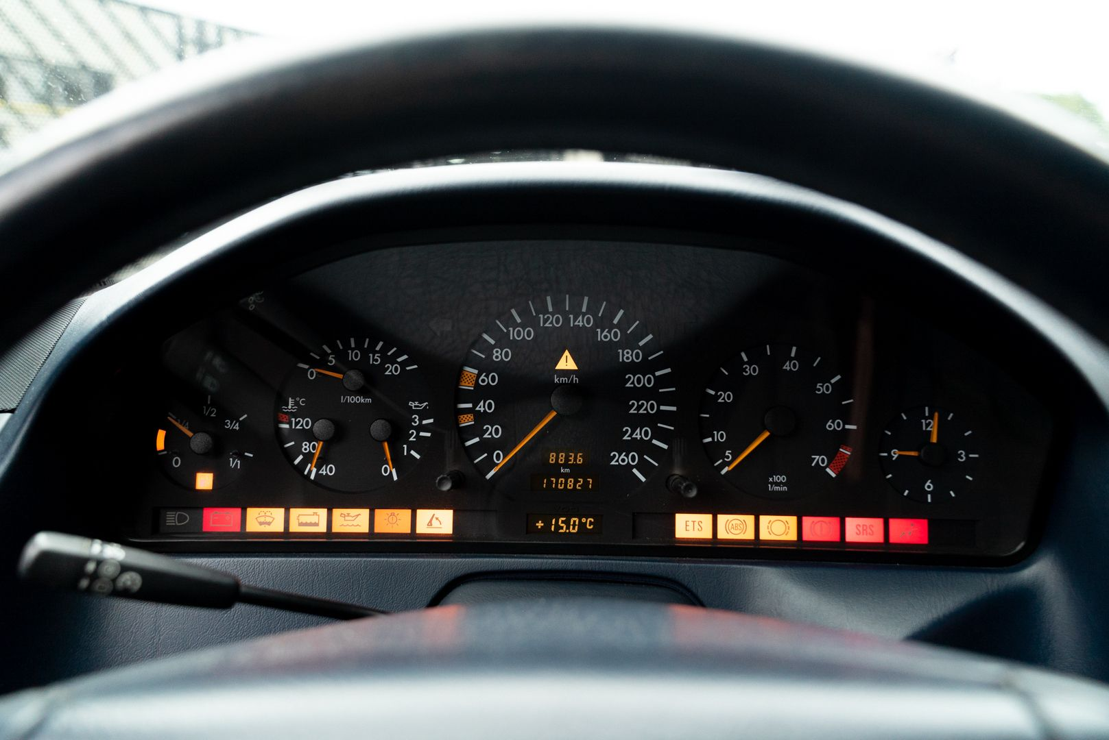 1996 Mercedes-Benz 320 SL 85117