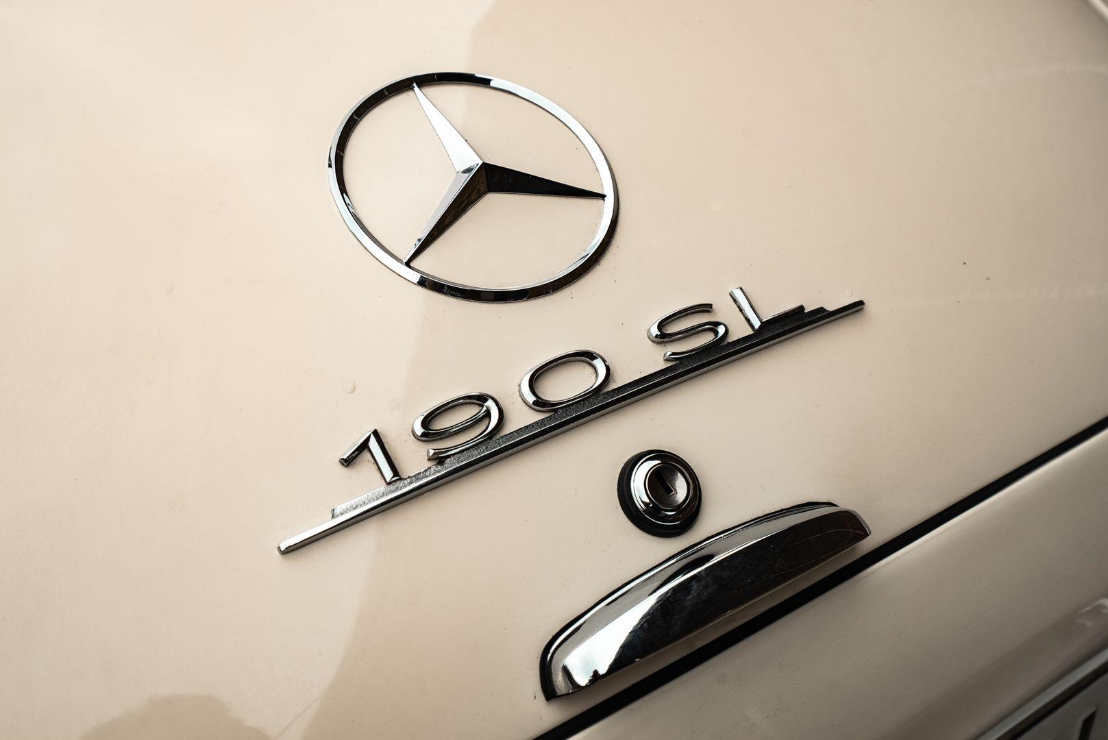 1958 Mercedes-Benz 190 SL 73900