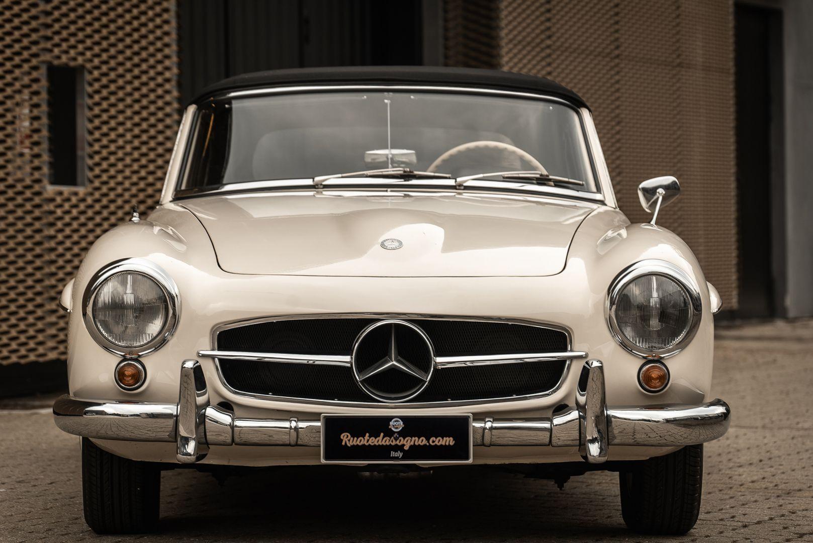 1958 Mercedes-Benz 190 SL 73822