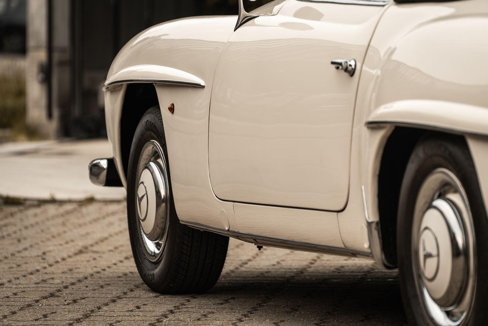 1958 Mercedes-Benz 190 SL 73830