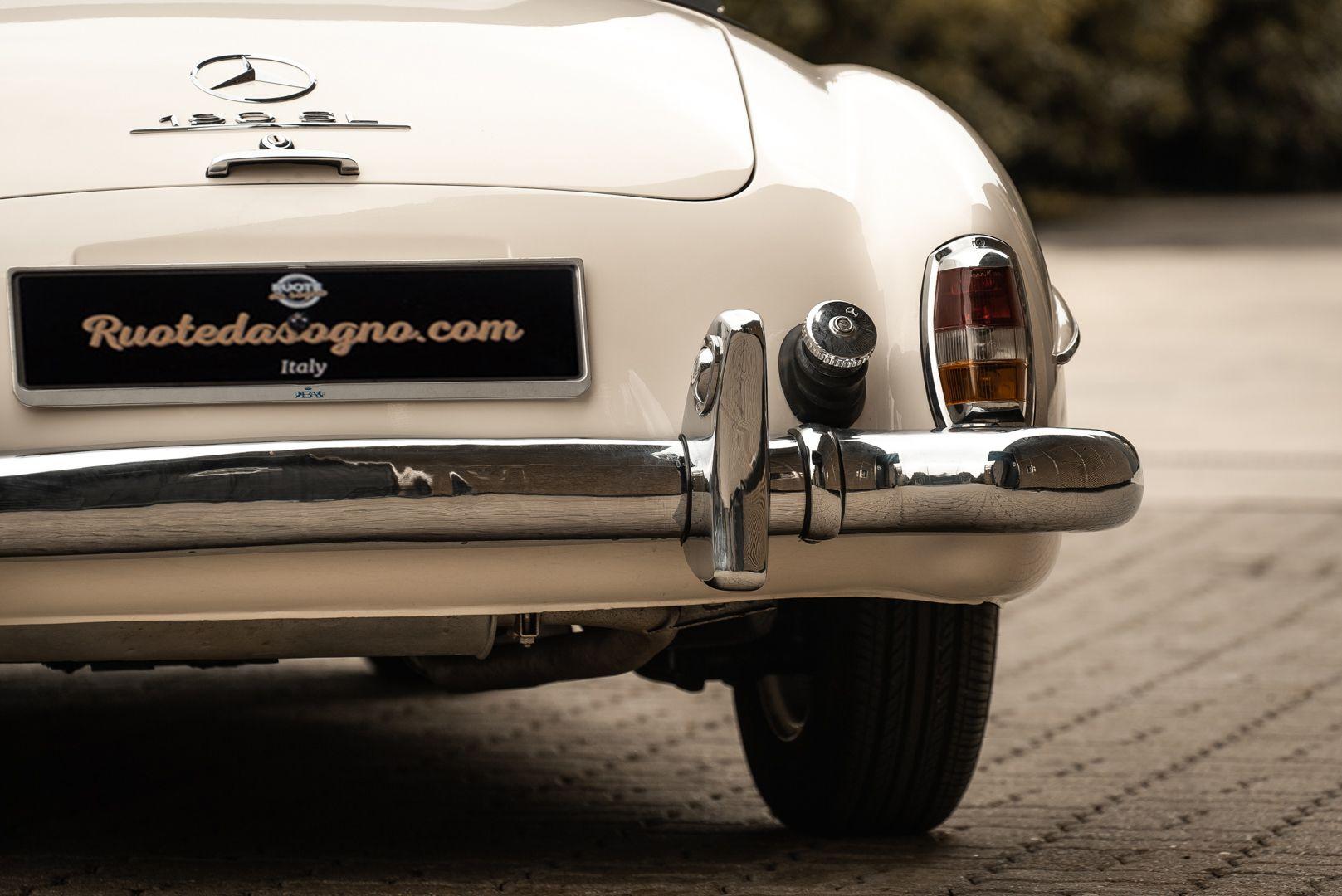 1958 Mercedes-Benz 190 SL 73831
