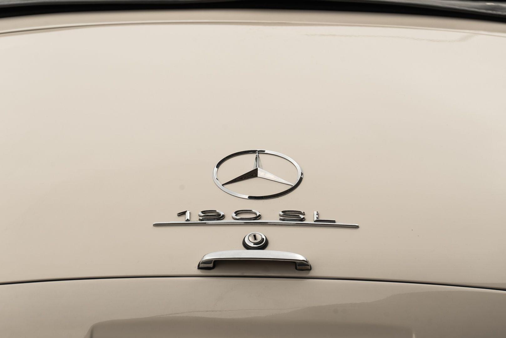 1958 Mercedes-Benz 190 SL 73832